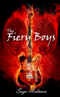 The Fiery Boys a romance Novel by Sage Ardman
