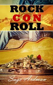 Rock Con Roll, a romance novel by Sage Ardman